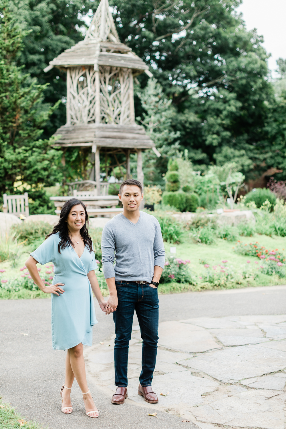 Elm Bank Engagement Session
