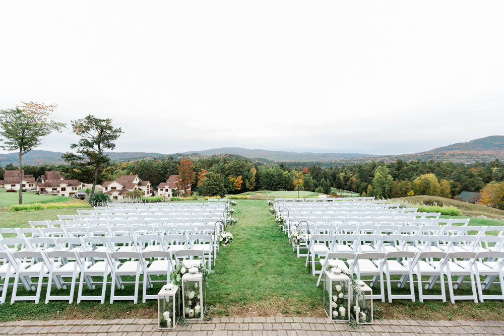 Owl's Nest Resort and Golf Club Wedding
