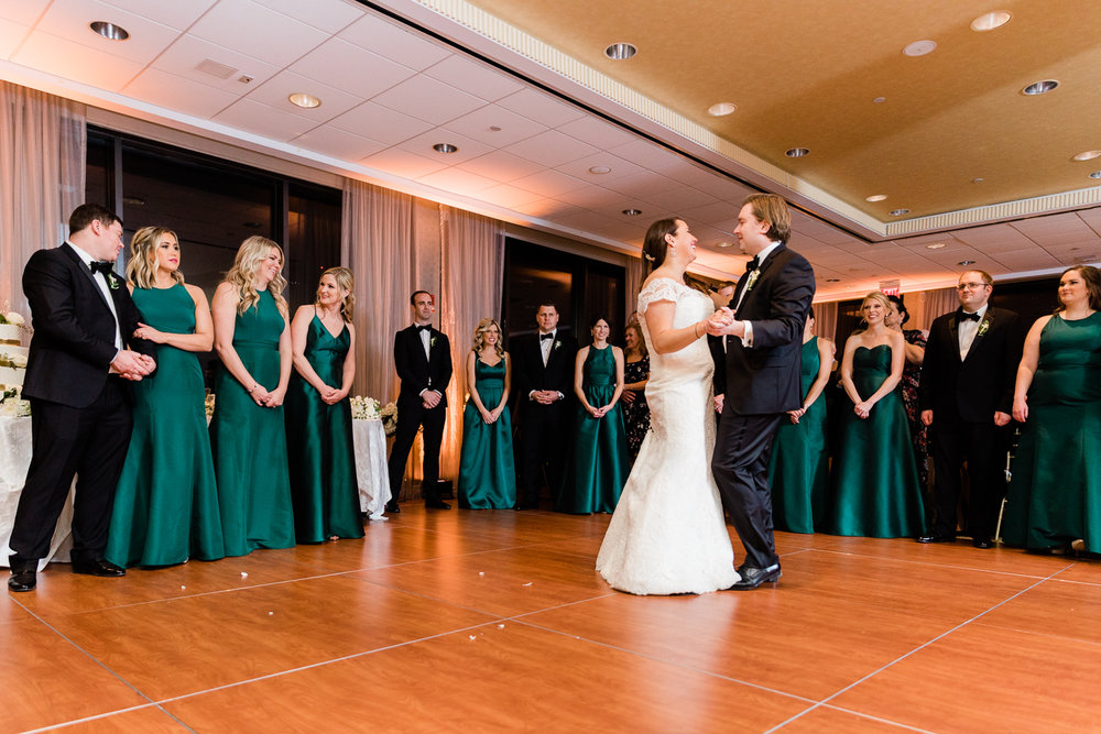 Hyatt Regency Cambridge Wedding Photos