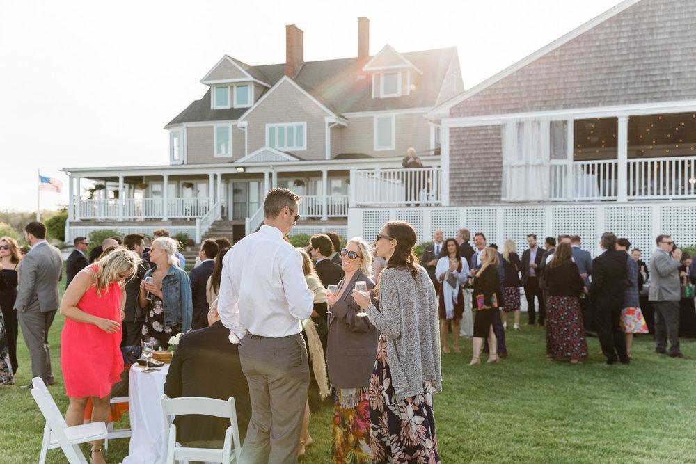 Shining Tides Wedding Reception