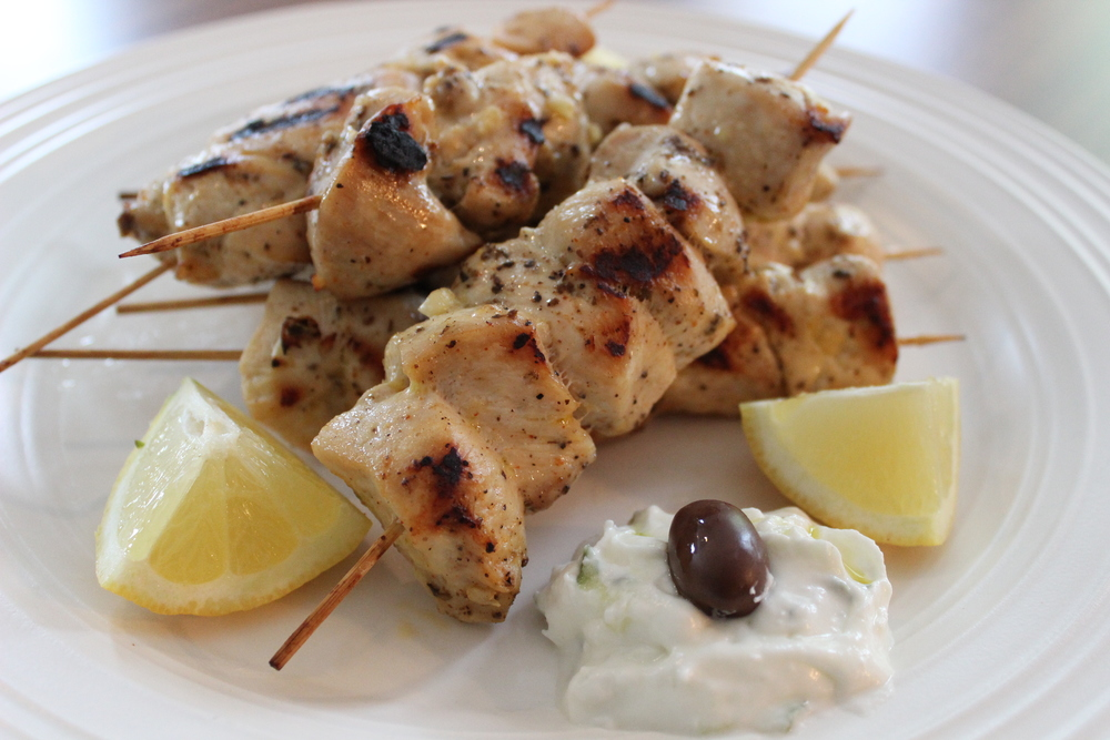 Chicken Souvlaki - Catering Menu & Finger Food Menu
