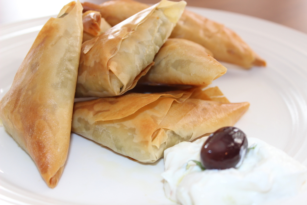 Spanakopita - Catering & Finger Food Menu