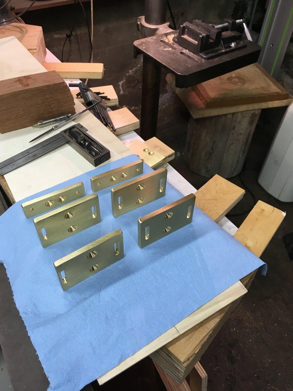 Bending Wood: Table Base — Mickey McCann