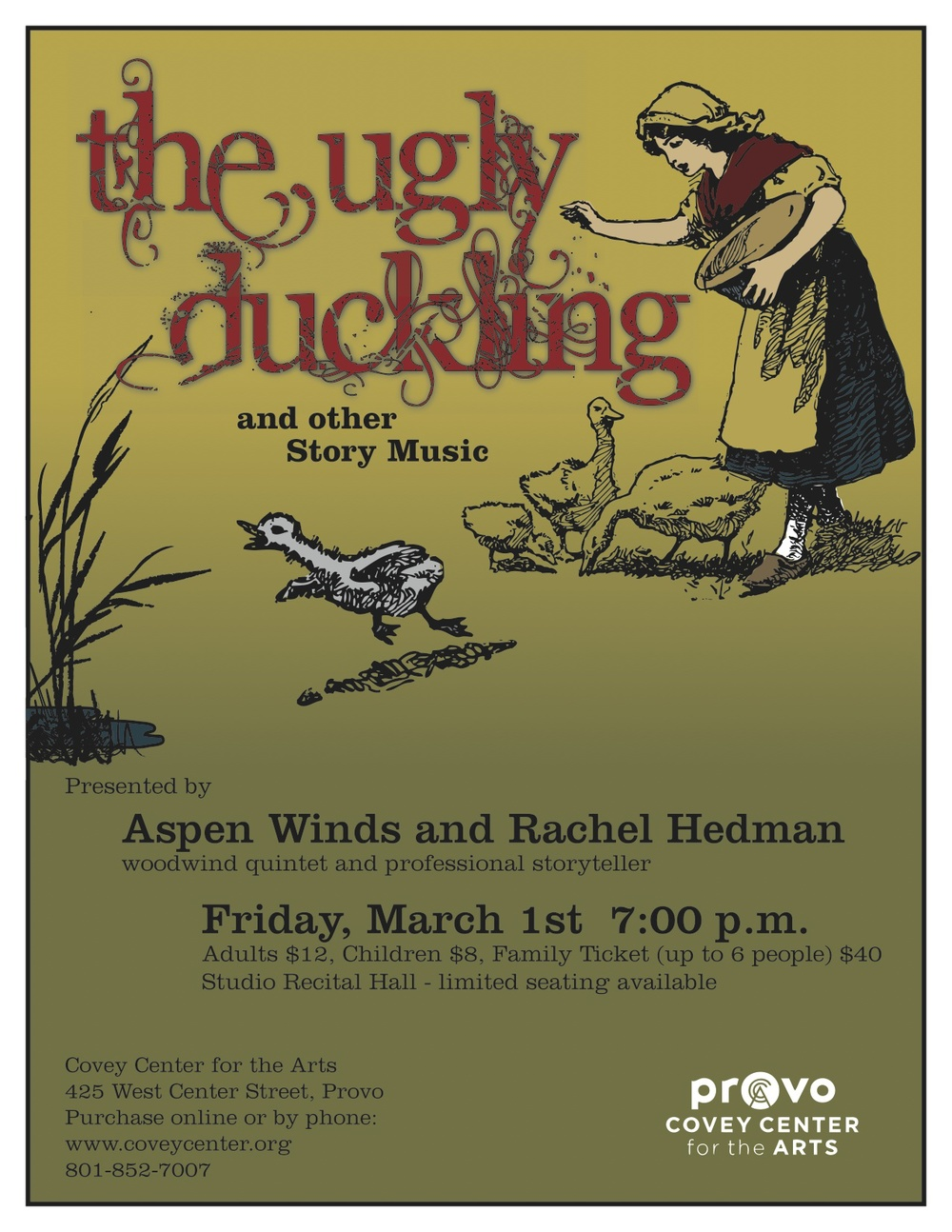 """The Ugly Duckling and Other Story Music"""