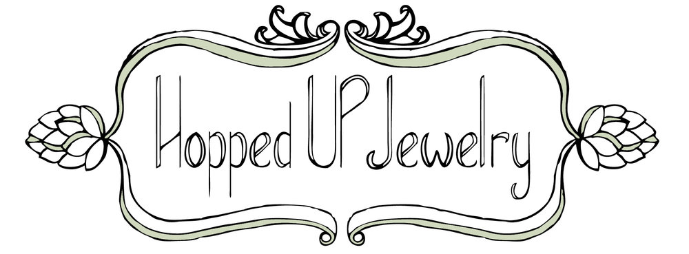 Hopped Up Jewelry Logo