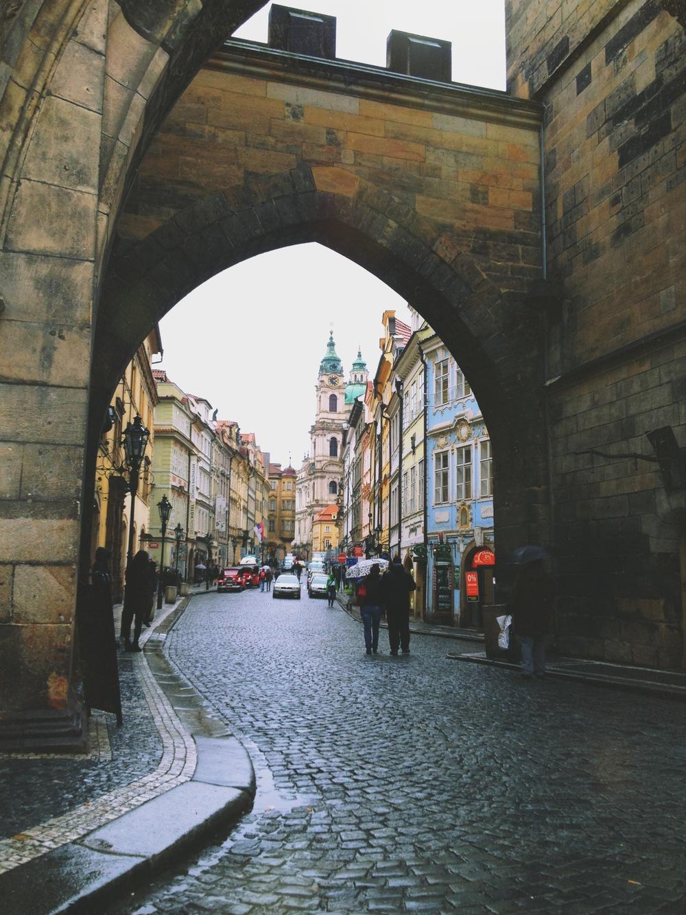 Rain Czech