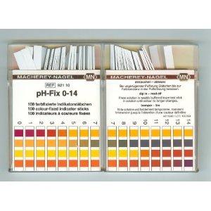 pH strips on Amazon