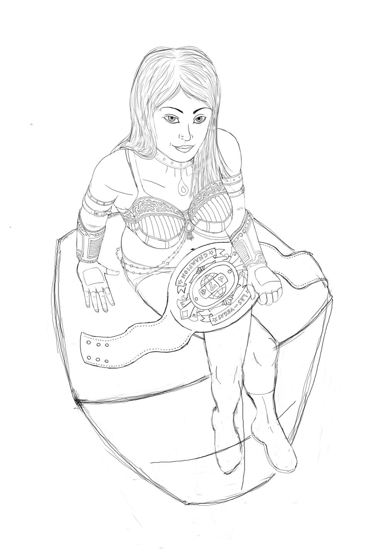 Showgirl Wrestler