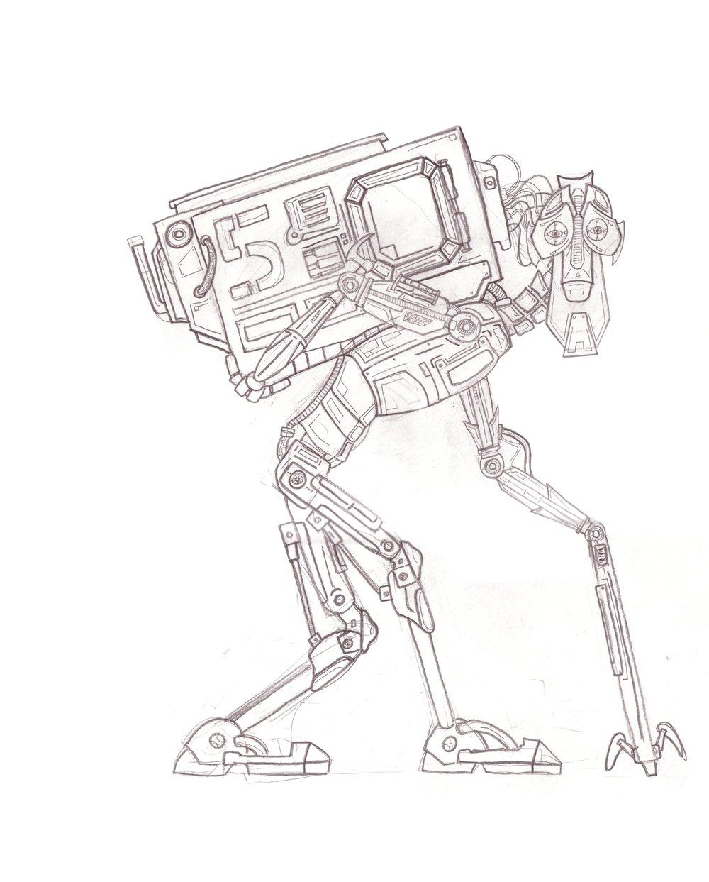 Atlas transport bot