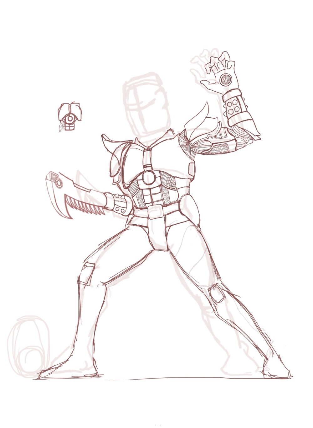 Super Sentai Mosnter
