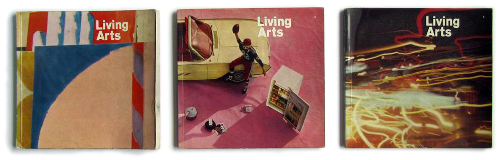 Living Arts Vol 1-3 (Complete Set).jpg