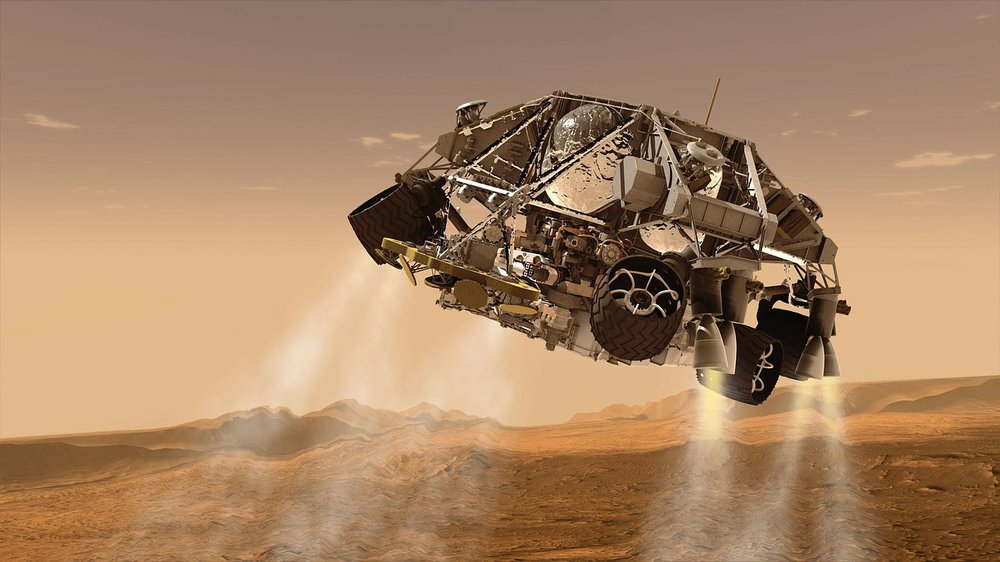 The first Mars Rover landed August 6, 2012 and since then there have been four Rovers operated on the Red Planet