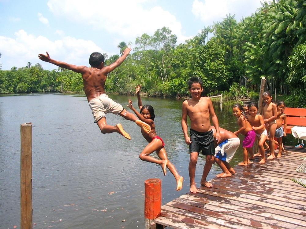 Uma, duas, três, Jump!