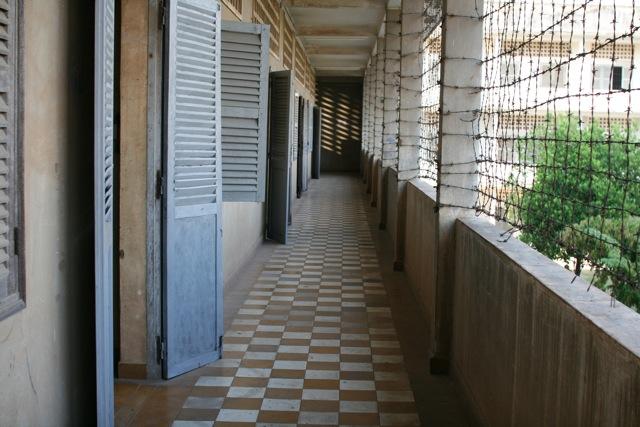 S-21 Genocide Museum, Phnom Penh