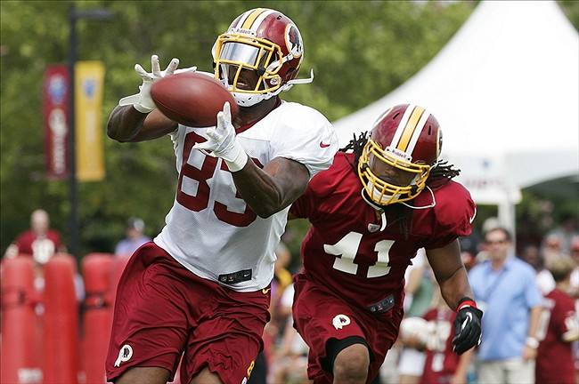 A healthy Fred Davis adds another weapon to an already stellar Redskins' offense.
