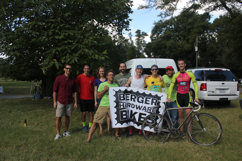 2013 Racing team. at BHB Spring Hill Cross. CrossCentralNC USA!!!! The happiest and hardest working team in cycling. Come along for the ride.