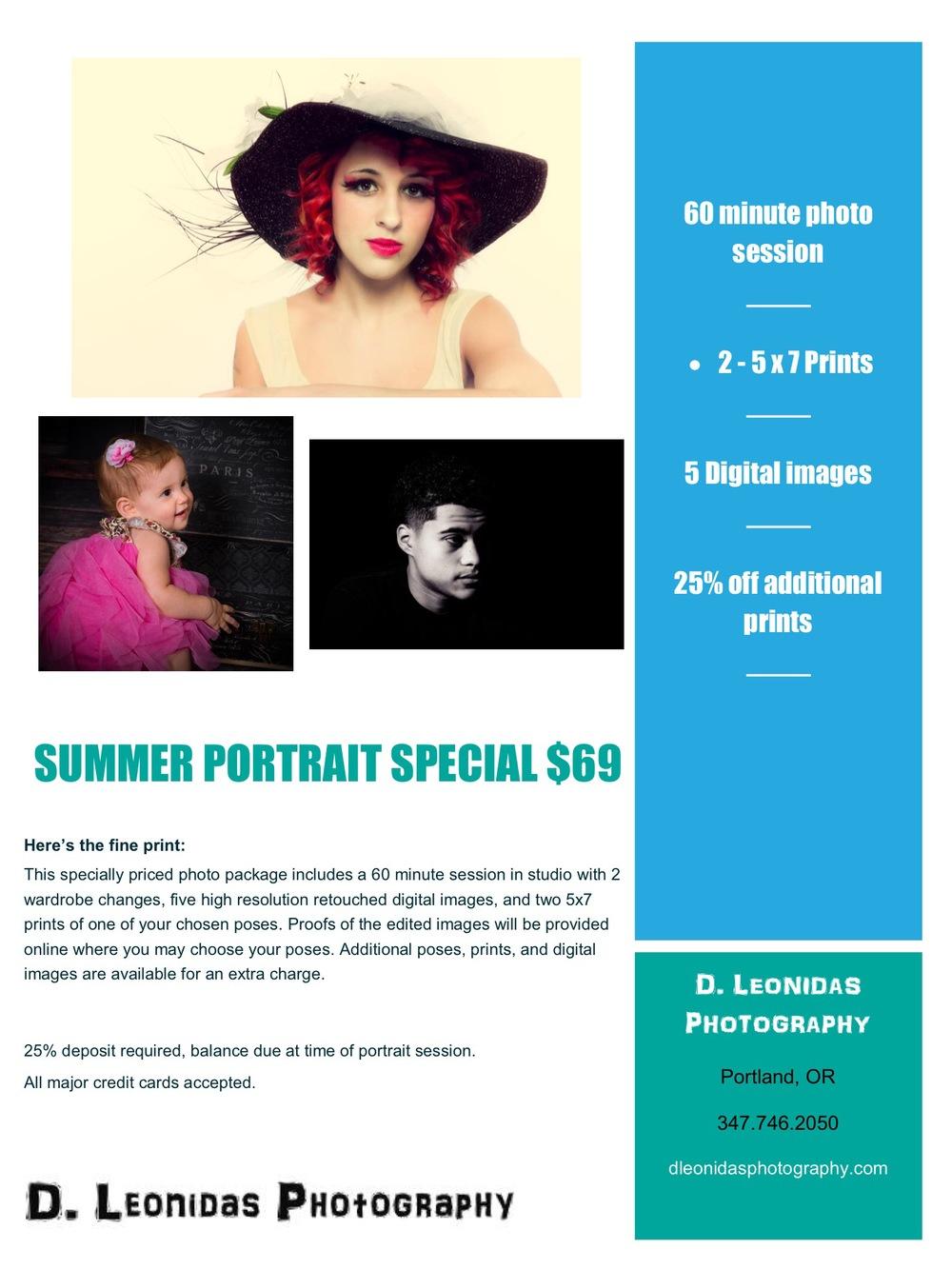 Summer Special 2015