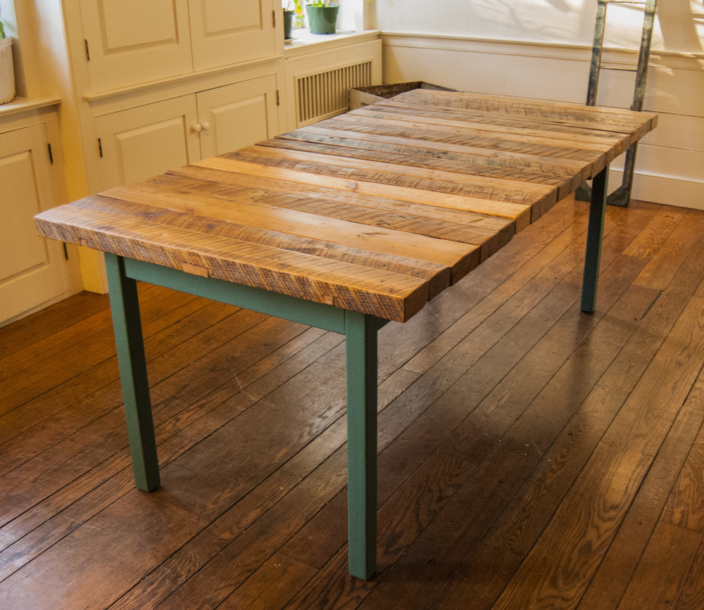 Rough Cut Dining Table