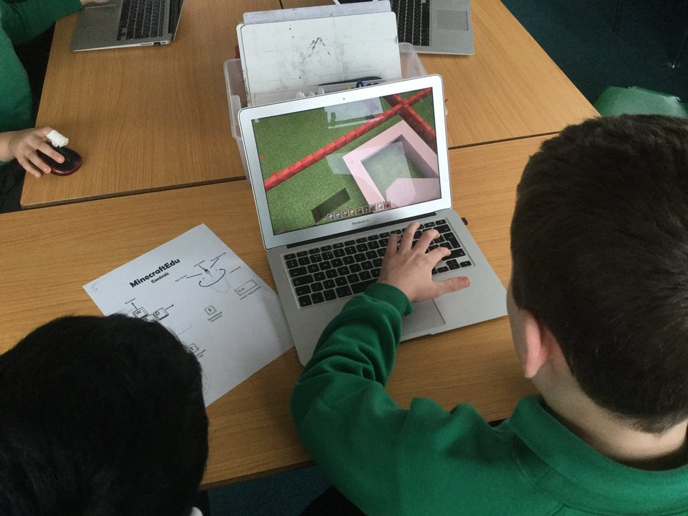 WHAT IS MineCraft EDUCATION EDITION? - Wolverhampton Learning