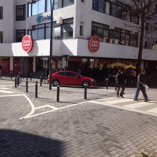Rediseño de intersección en La Rambla, Concepción