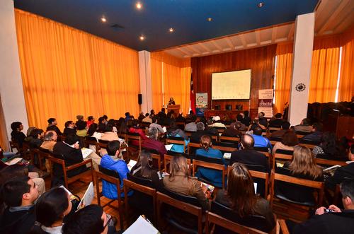 Participantes en el evento. Fotografía: Samy Akiki