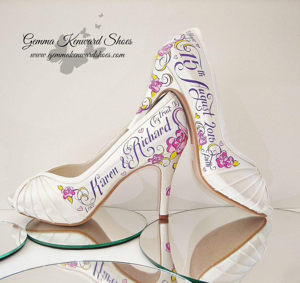 Karens hand painted wedding shoes.JPG