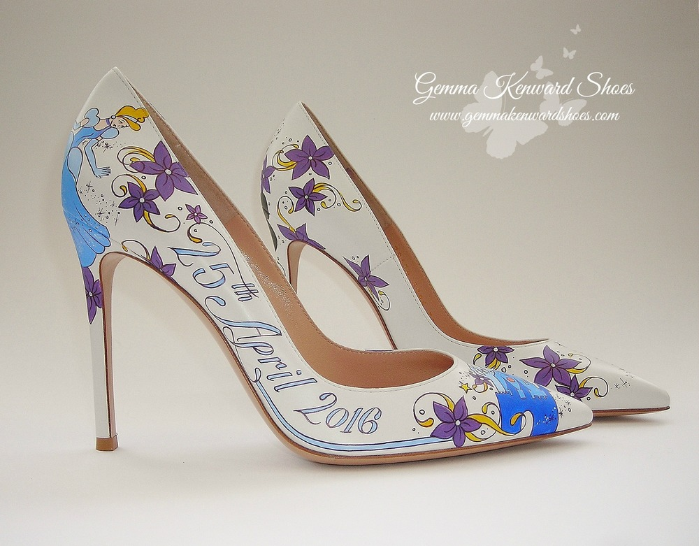 Disney Princess wedding shoes.JPG