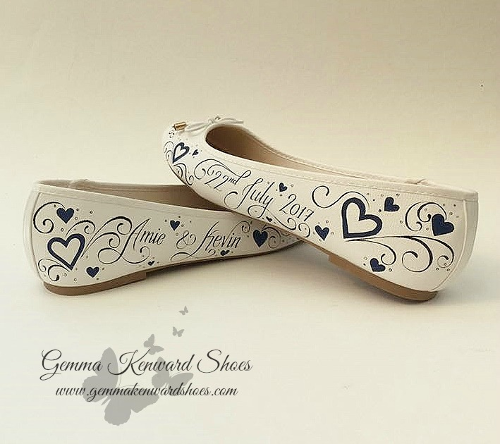 Hand painted wedding ballet pumps.jpg