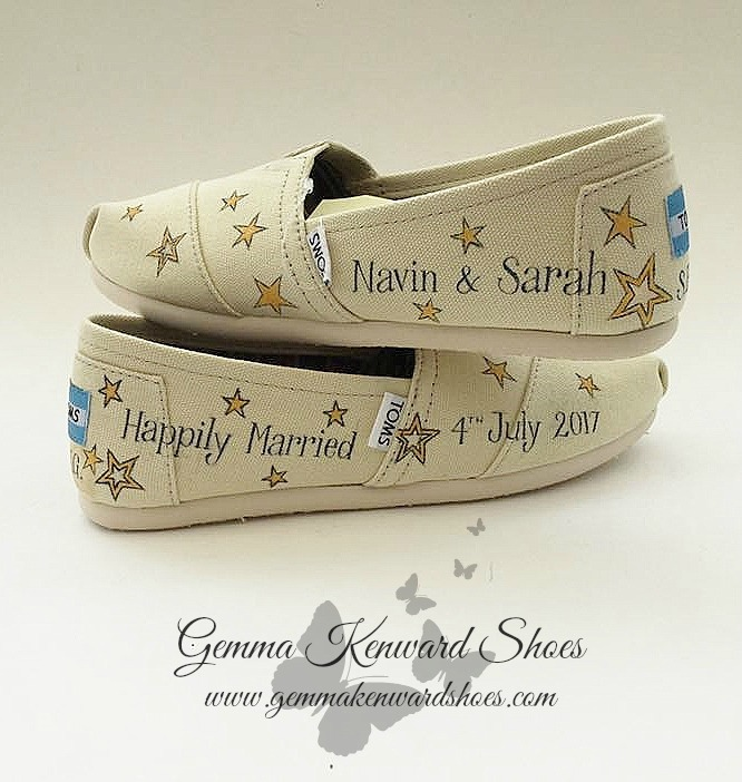 Hand Painted Wedding Star Toms.jpg