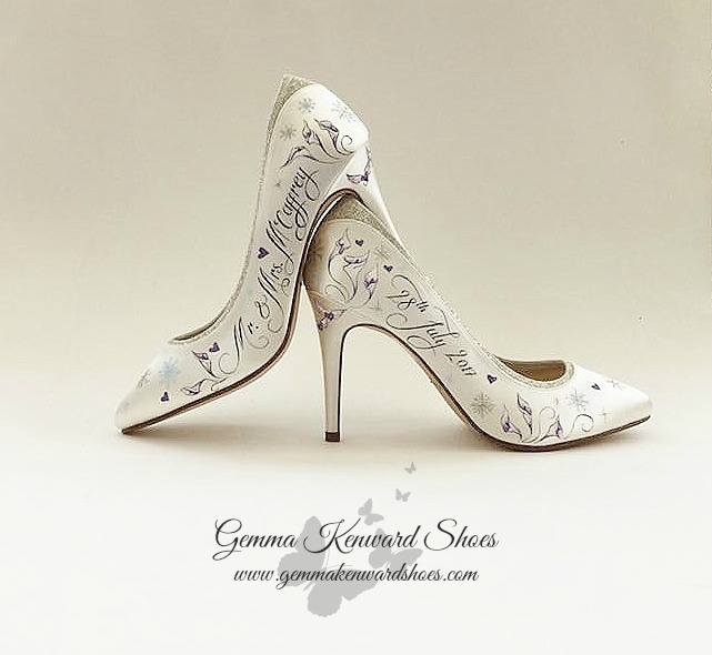Hand painted calla lily wedding shoes hand painted.jpg
