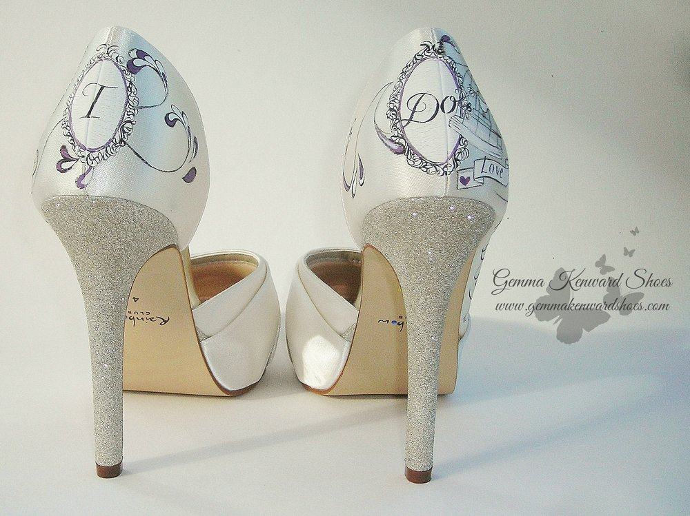 I Do hand painted wedding shoes.JPG