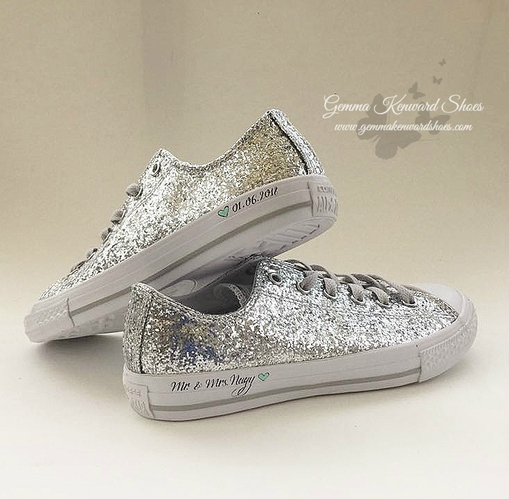 Glitter personalised Wedding Converse.jpg