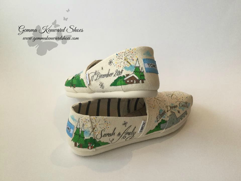 Hand Painted Soctland Highland Wedding Toms.jpg