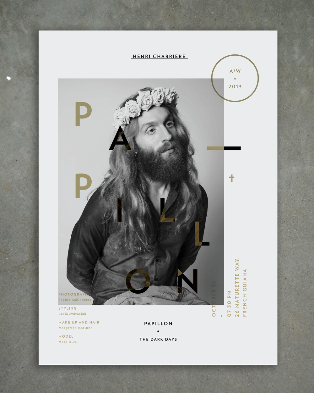 Papillon – 2013
