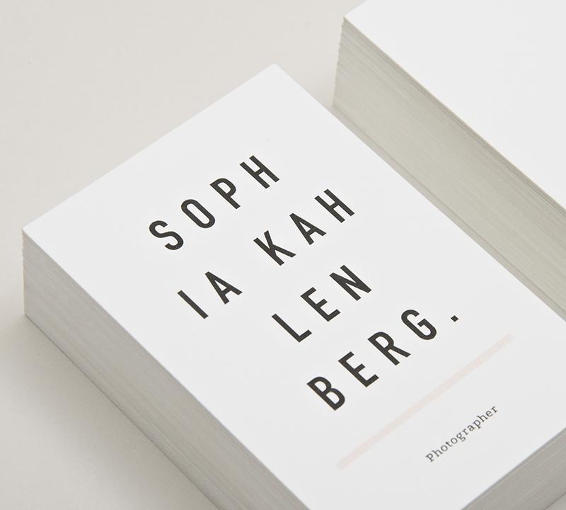 Sophia Kahlenberg – 2013
