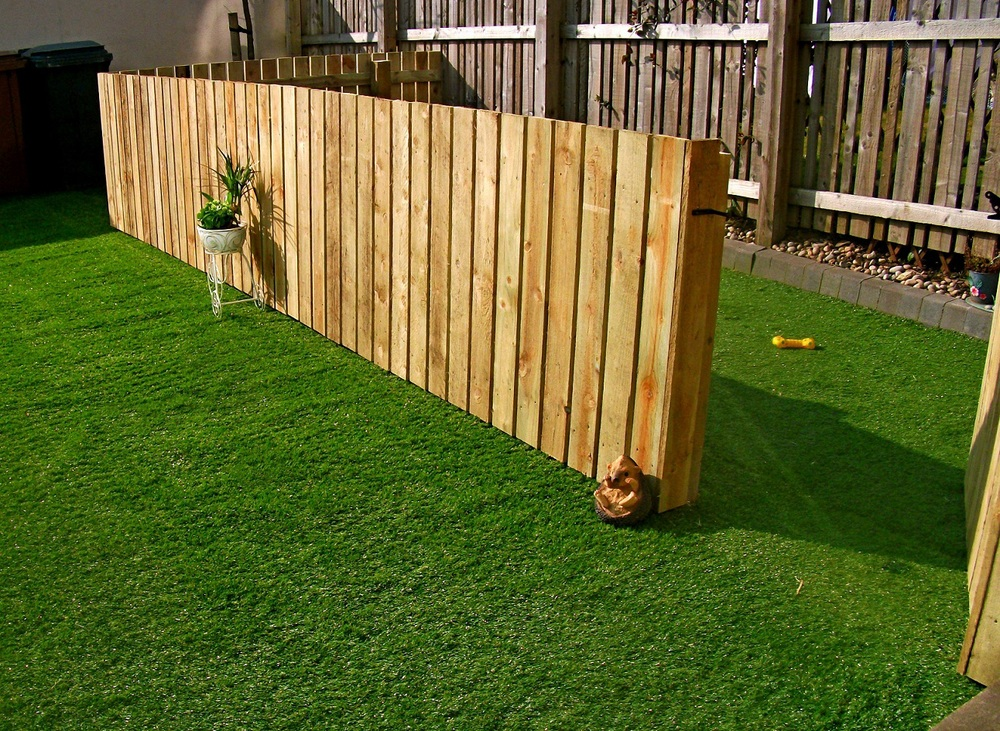 Fencing West Lothian Garden Fencing West Lothian
