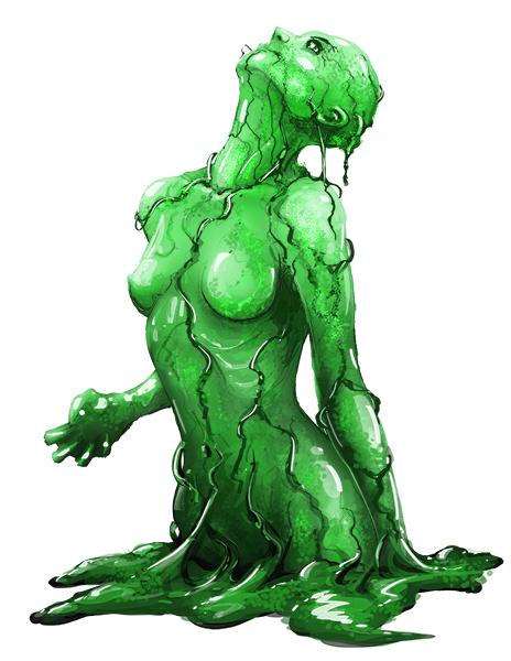 Slime Maiden