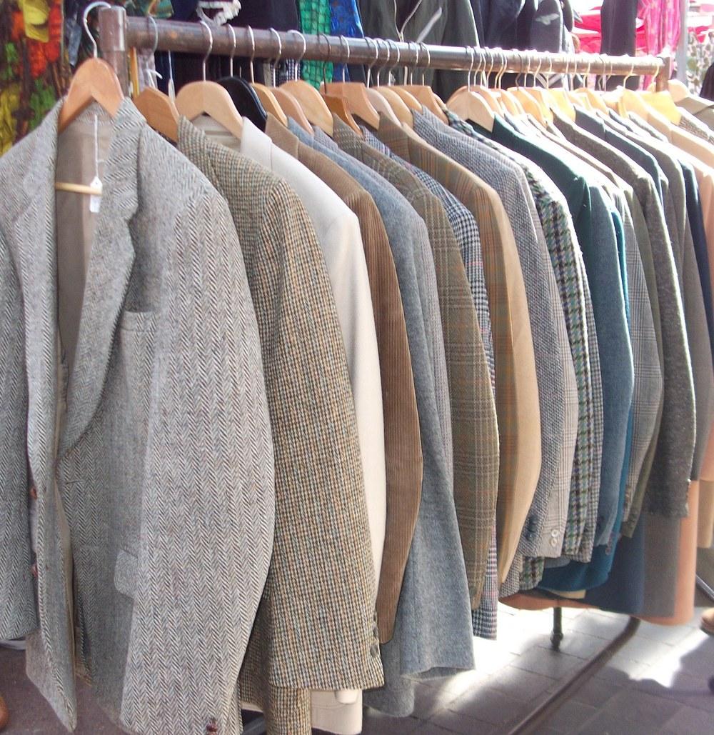 Men's vintage jackets
