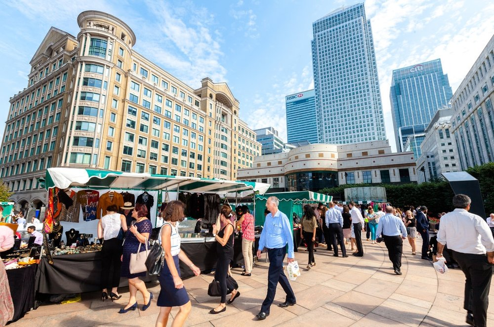 Pop Up Vintage Fairs London at Canary Wharf.jpg