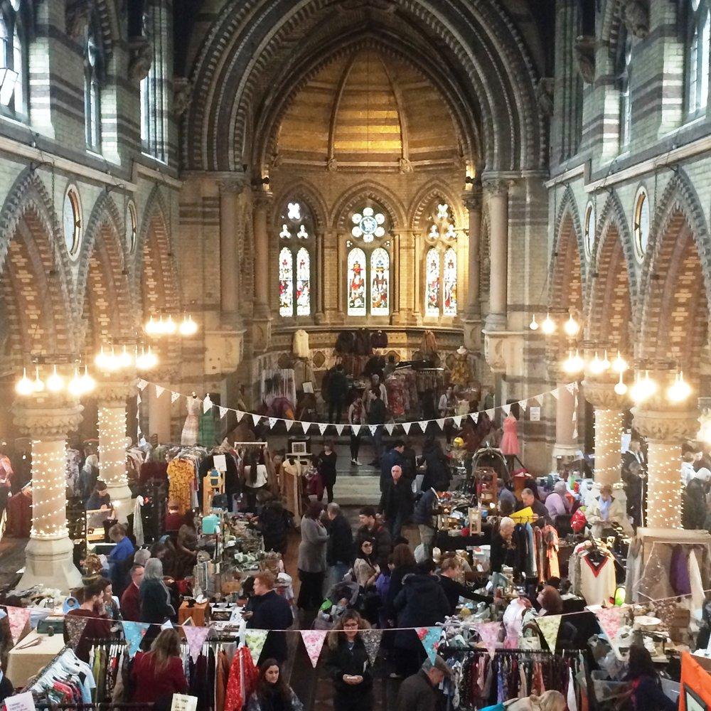 Pop Up Vintage Fairs Ldn at St Stephens Hampstead 2.jpg
