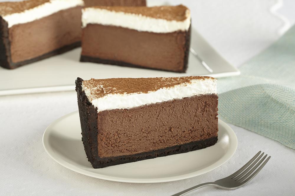 Dianne's Chocolate Espresso Cheesecake
