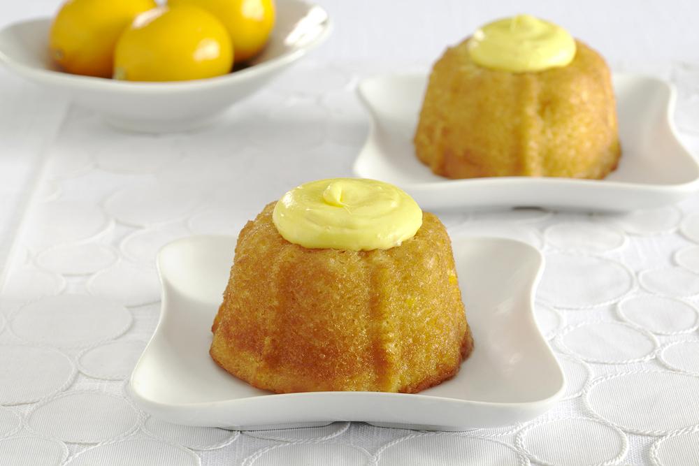 Dianne's Meyer Lemon Mousse Bundt