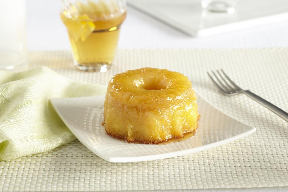 Dianne's Pineapple Upside Down Individual Bundt Cake