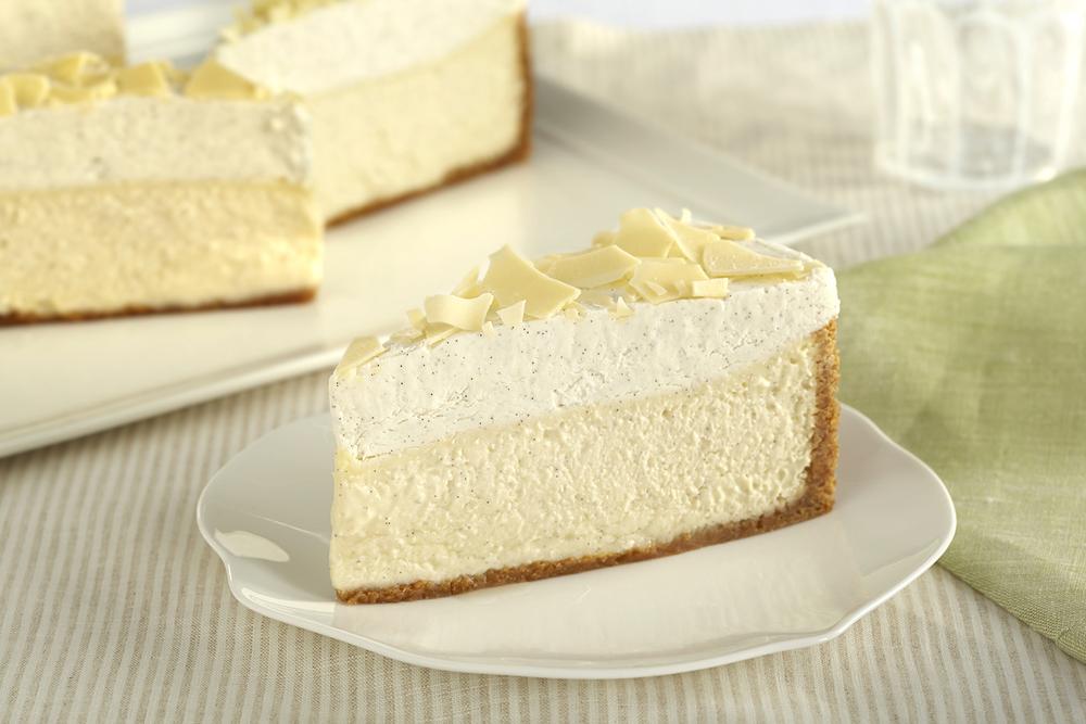 Dianne's Vanilla Bean Cheesecake