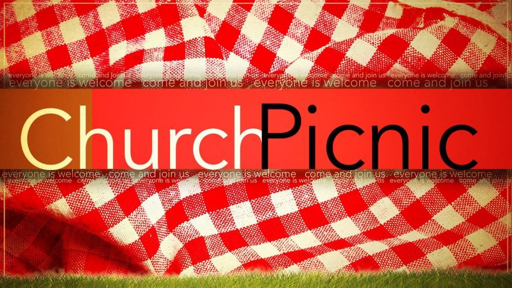 church picnic background - photo #41