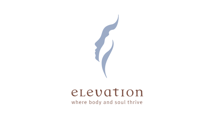 Elevation is a pilates studio which launched in San Francisco at the beginning of the wellness revolution. The client wanted a logo which expressed lightness, movement, and the connection between mind/body.