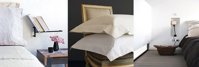 Oh, but it's nice to wake on a Winters Morn, but it's nicer to stay in bed. Designers find the best linens .