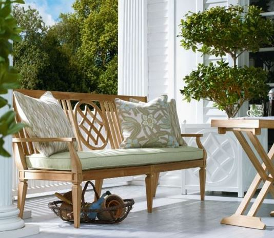 Bunny Williams designs with Century Furniture