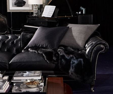 Classic Chesterfield Via Ralph Lauren / Pacific Heights Place