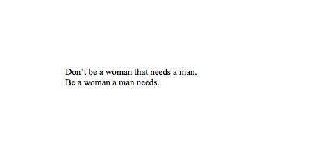 True, true—from  That Kind of Woman